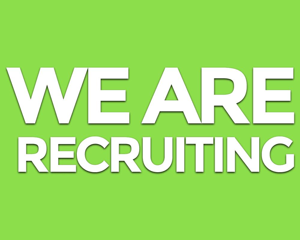 We Are Recruiting Greentown Environmental